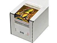 "Hahnemühle William Turner 310gsm Digital Fine Art Paper Media Roll - 44"" x 12m 100% Cotton Paper"