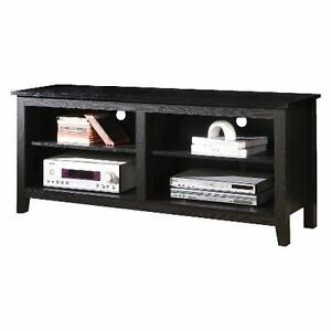 DO YOU HAVE A BASIC WOODEN TV STAND