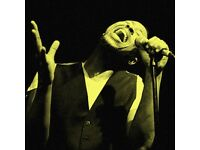 MUDIBU AND THE JEZEBEL SEXTET CELEBRATE OTIS REDDING AT HIDEAWAY ON 27TH APRIL