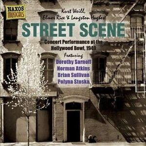 Street Scene CD NEW
