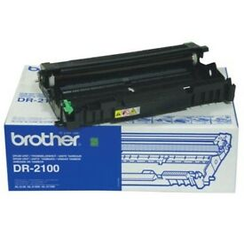 Brother DR-2100 Original Drum Black