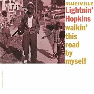 Lightnin Hopkins Walkin This Road By Myself vinyl LP NEW sealed