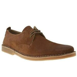 Base London Ange Mens Leather Slip On Shoes - Brown - SIZE EU 41 vjWClEKnKf
