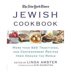 New York Times Jewish cookbook , reg $53.00 plus tax
