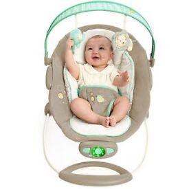 Unisex Ingenuity baby bouncer