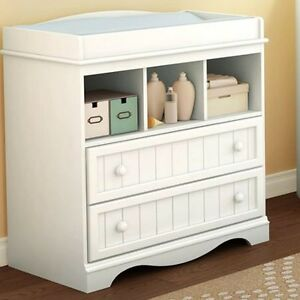 Looking for white dresser with change table