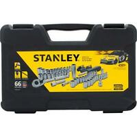 Stanley 66 piece mechanics tool set - NEW, sealed