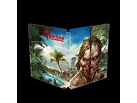 Dead Island Steelbook Edition with game (Rare!) - PS4