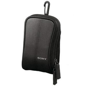 Sony LCS-CSW/B Lightweight Nylon CyberSoft Case