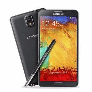 SAMSUNG NOTE 3 UNLOCKED 32GB SMARTPHONE WITH WARRANTY
