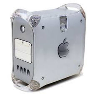 Wanted old Mac G4 Power PC Tower