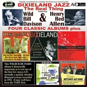 Dixieland Jazz: Four Classic Albums Plus by Henry