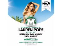 MIXED PRESENTS: LAUREN POPE LIVE DJ SET