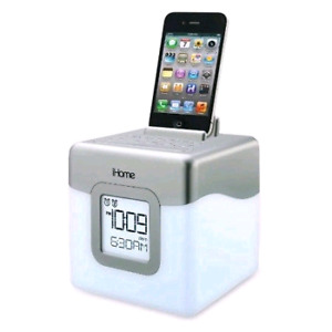iHome LED Clock, Brand New - FREE DELIVERY
