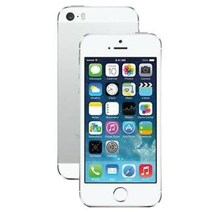 APPLE IPHONE 5S 32GB UNLOCKED SMARTPHONE-SLVR