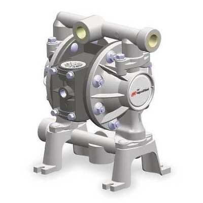 Aro Pd05p-ars-paa-b Double Diaphragm Pump Polypropylene Air Operated