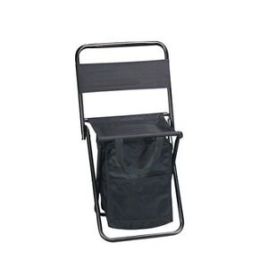 Folding beach/camping/party chair with cooler London Ontario image 1