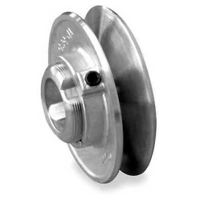 Congress Vp325x050 12 Fixed Bore 1 Groove Variable Pitch V-belt Pulley 3.25