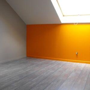 Peinture résidentielle, peintre de métier