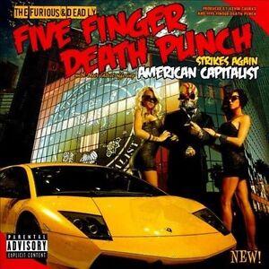 NEW American Capitalist (Audio CD)