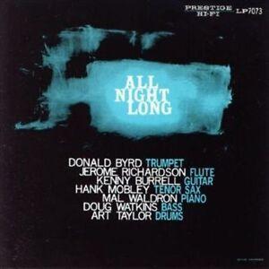 Prestige All Stars All Night Long (Tgv) vinyl LP NEW sealed