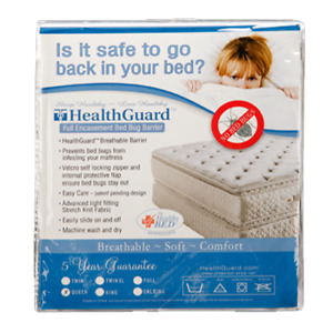 Full encasement bed bug covers, NOW 50%, $20 to $30, all sizes