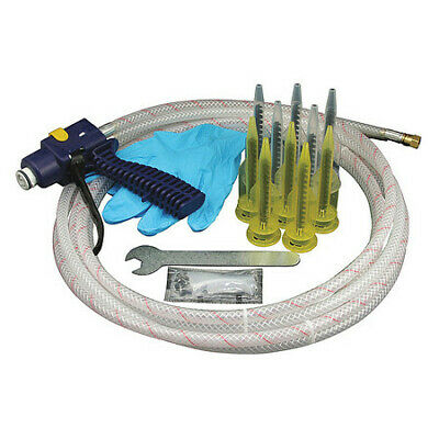 Touch N Seal 7565000035 Hose Kit60 Ft Hose.w8 Nozzlesblue