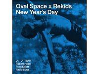Oval Space Music x Rekids NYD with Robert Hood, Ryan Elliott, Radio Slave