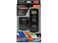 Hahnel CAPTUR Remote camera /flash trigger Captur Pro Module, Black (HL -CAPTUR Pro)