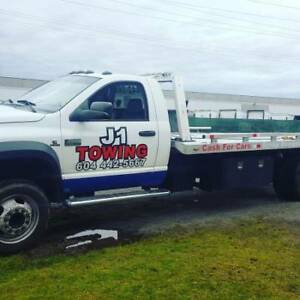 TOWING SERVICES AND JUNK CARS REMOVBLE