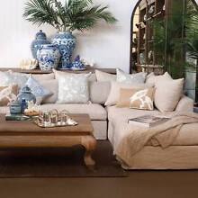 RRP $3800 Stunning designer Modular lounge - with cushions Neutral Bay North Sydney Area Preview