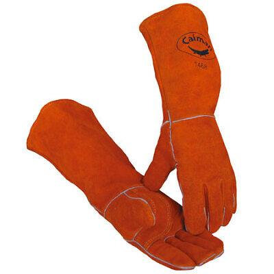 Caiman 1468 Welding Glovesl18 In. Lpr