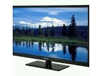 "Black samsung 51"" plasma tv"