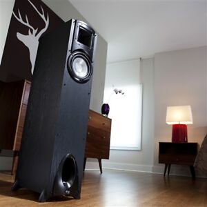 Klipsch Synergy F-10 Premium Floor-standing Speakers