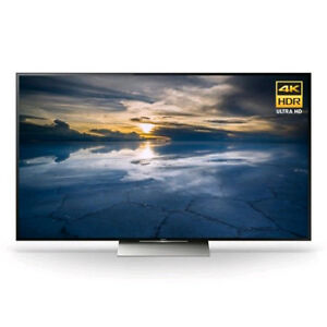 "SONY 55"" 120HZ 4K TV XBR-55X930D"