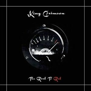 King Crimson-The Road to Red  CD / Box Set NEW