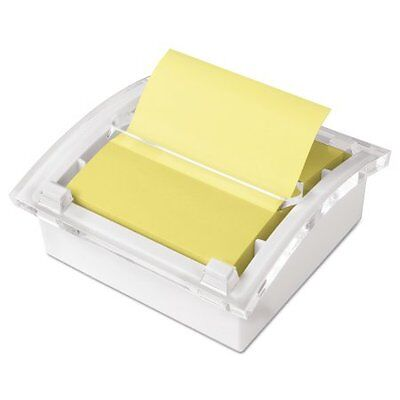 Post-it Pop-up Notes Clear Top Pop-up Note Dispenser For W