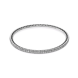 Authentic Pandora Twinkling Forever Bangle