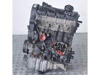 VW PASSAT B5+ 1.9 TDI 96KW 2001 ENGINE CODE AVF