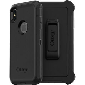 Otter Box-Defender Series Screenless Edition Case for iPhone Xs
