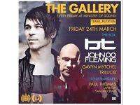 The Gallery: BT & J00F