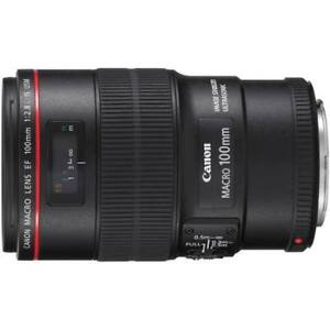 Canon lens and flashes