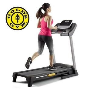 NEW GOLDS GYM 430I TREADMILL GGTL39617 239465535 FITNESS EXERCISE EQUIPMENT MACHINE