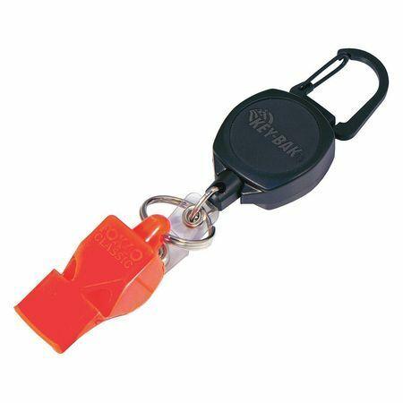 Key-Bak 0Kbp-0041 Key Reel,Whistle,24 In.