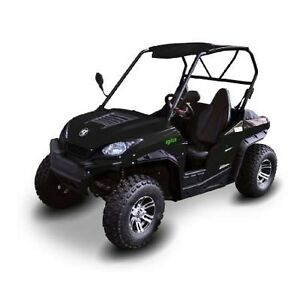 "NEW 200cc Gio Mini UTV ""Little Chief"" at Bryan's ONLINE Auction"