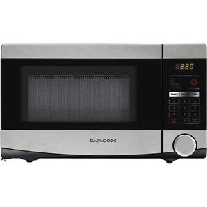 Micro-ondes Microwave oven Daewoo .7 cu ft Stainless Steel