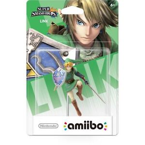 Wanted Link Super Smash Brothers Amiibo