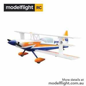 NEW E-Flite Ultimate 2 RC Bi-Plane 10E, BNF Goodwood Unley Area Preview