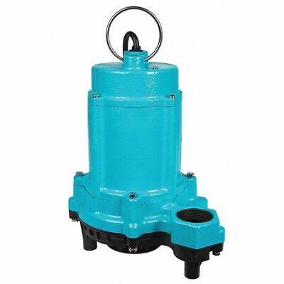 Little Giant 6ec-cim 13 Hp 1-12 F Submersible Sump Pump 115v