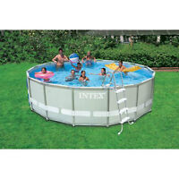 """16' x48"""" Intex Ultra Pool with Salt water System"""